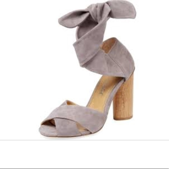 c42267c6011 Splendid Johnson Grey High Heel Sandal. M 5aa36a791dffdac45696da4f